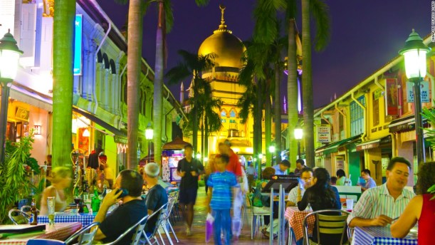 To Know Singapore is to Know Its Ethnic Mix