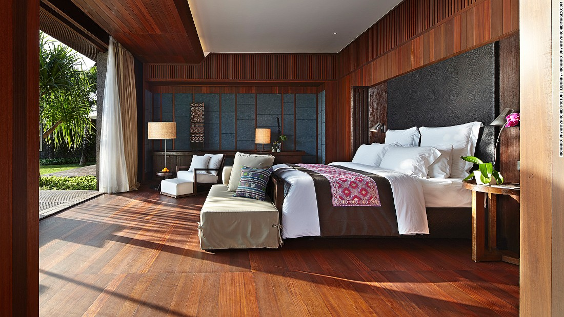 In Bali Mansion Hotels Take Luxury To A New Level