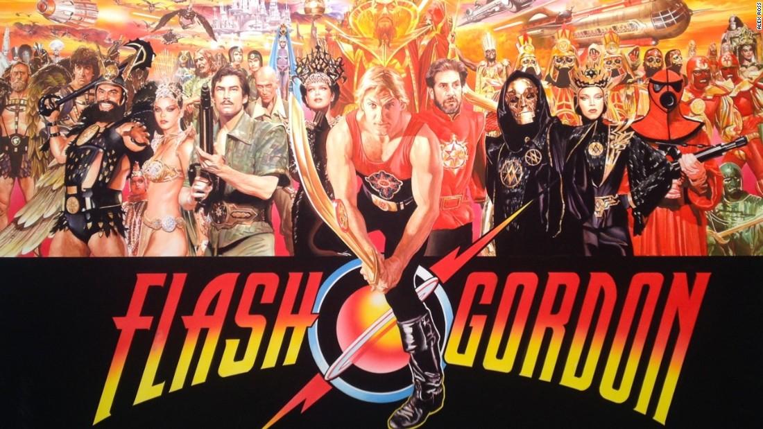 Image result for flash gordon