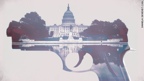 What happened to the CDC's courage on guns?