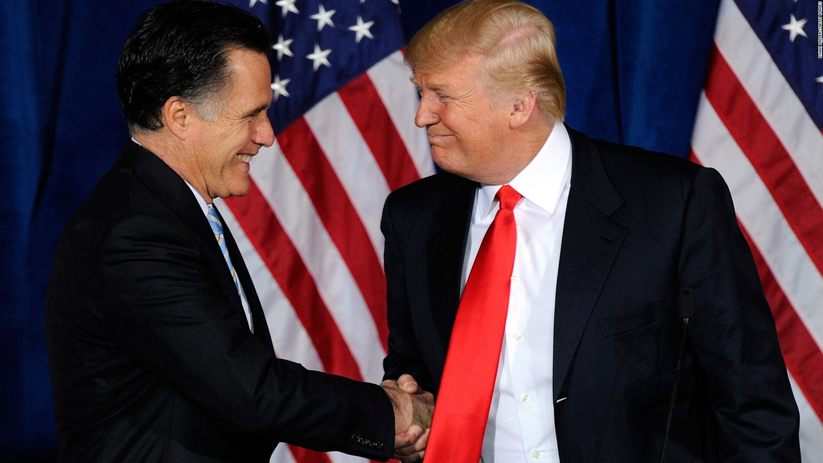 Image result for photos of mitt romney and mitch mcconnell in 2012
