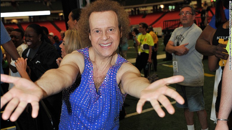 Image result for Richard Simmons sues tabloids over sex change stories