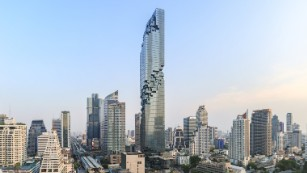 MahaNakhon: Why Asia's futuristic skylines just got crazier