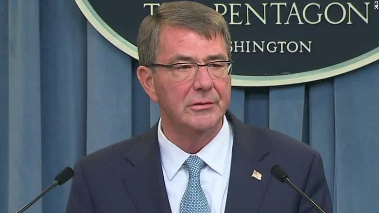 Pentagon ends military transgender ban