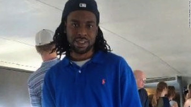 Philando Castile, 32, was a school cafeteria worker.