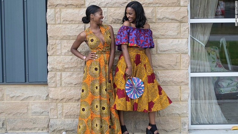 Zuvaa is an online store selling African-inspired clothing to customers globally. It was founded two years ago by New York-based entrepreneur Kelechi Anyadiegwu.