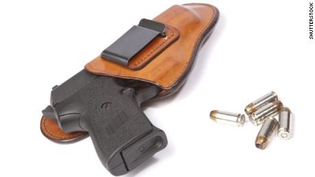 Guns kill nearly 1,300 US children each year, study says