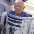 kenny baker r2d2 - RESTRICTED