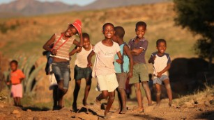 These children have a built-in defense against AIDS