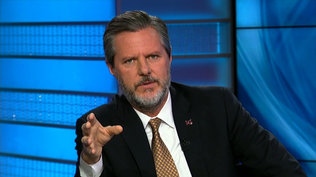 Falwell Jr Im Voting For Trump Despite Allegations