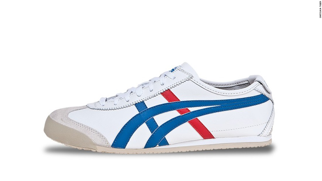 Onitsuka Tiger was founded by Japanese military general Kihachiro Onitsuka after World War II in a bid to boost the morale of youth through athletics. The company worked with marathon runners in the 1950s to produce some of the first professional running shoes before targeting the US market. Two years before the 1968 Mexico Olympics the brand introduced the famous ASICS stripe logo on the Limber leather, which later became the Mexico '66.