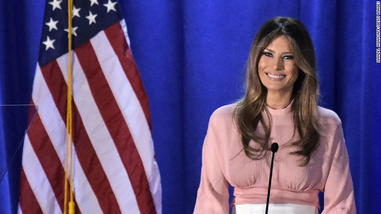 Image result for America, meet your new first lady