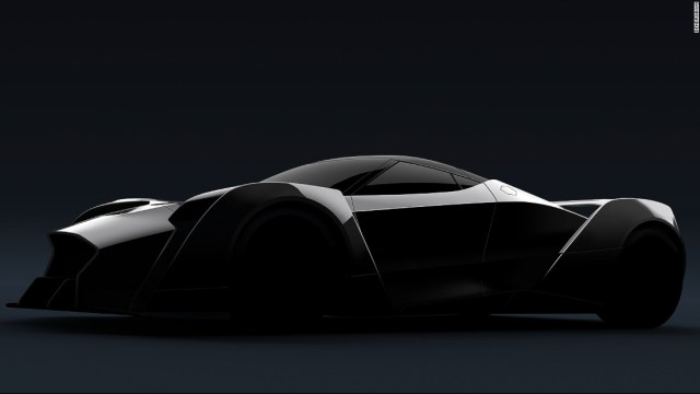 """A tantalizing glimpse of the soon-to-be launched Dendrobium -- a hypercar designed by Singapore-based <a href=""""http://dendrobiummotors.com"""" target=""""_blank"""">Vanda Electrics</a>."""