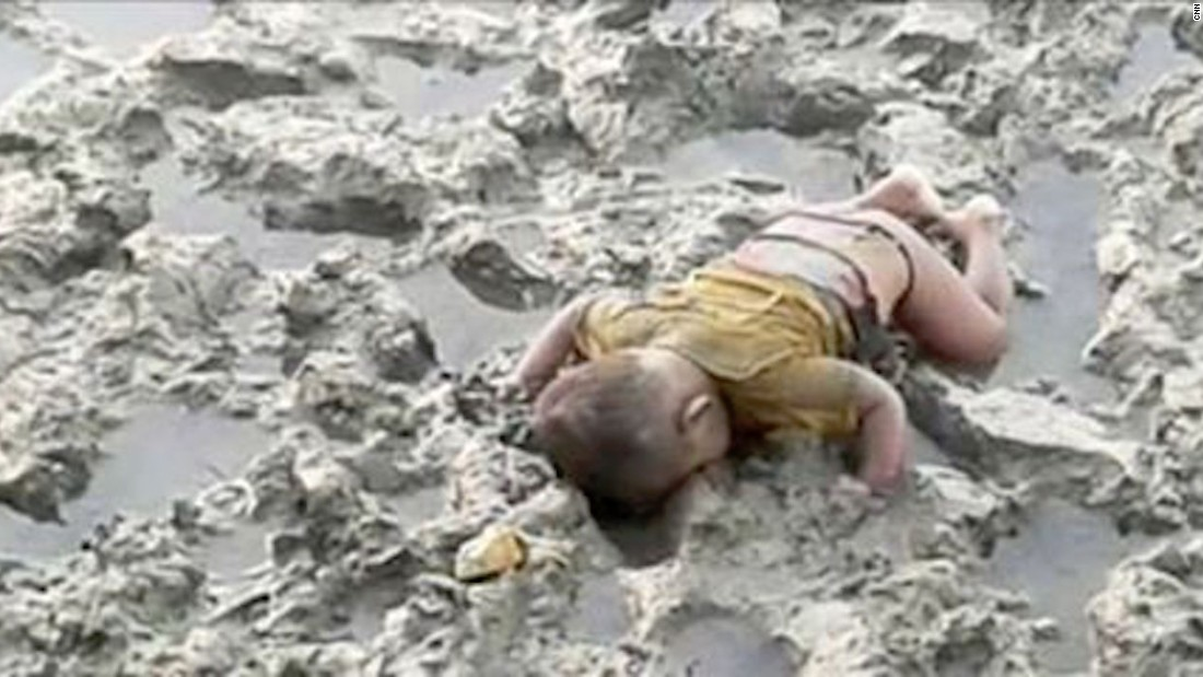 Father, Zafor Alam, says his 16-month-old son drowned along with his mother, uncle and three-year-old brother while escaping the violence in Myanmar's Rakhine State.