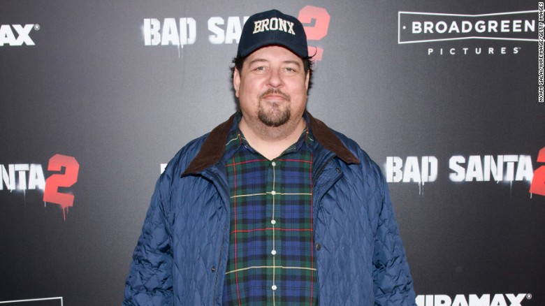"""""""Howard Stern Show"""" contributor Joey Boots attends last month's """"Bad Santa 2"""" premiere in New York."""