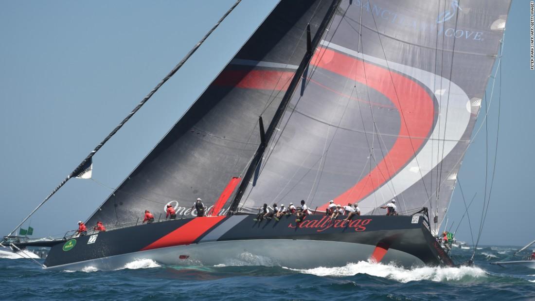 Supermaxis Battle For Sydney Hobart Honors Sportal