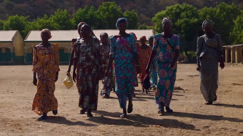 chibok girls journey home sesay pkg_00042323