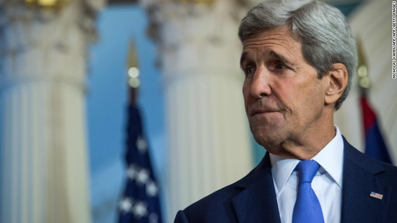 Image result for John Kerry's mission to save diplomacy