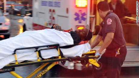 Are gunshot victims in Chicago area under-treated?