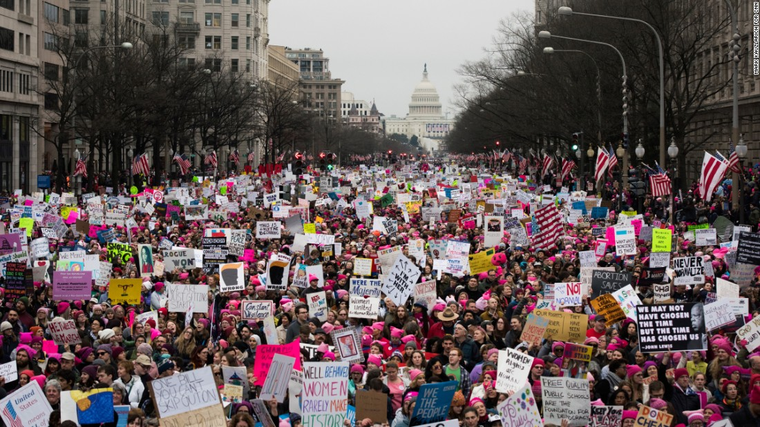 Image result for women's march on washington