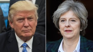 Obama's advice to British PM: Befriend Donald Trump