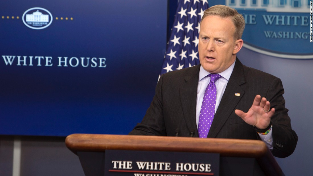 Image result for images of sean spicer
