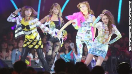 K-pop's