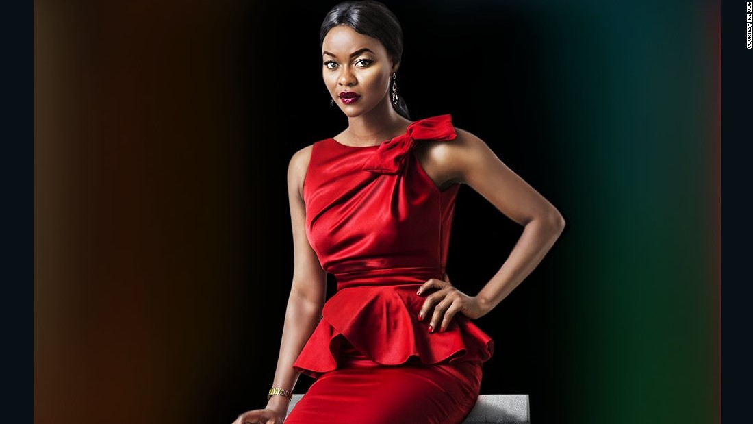 The Lagos-born actress has starred in over 10 movies.