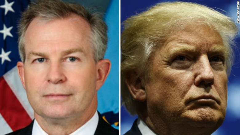 Image result for White House confirms adviser reassigned after disagreeing with Trump