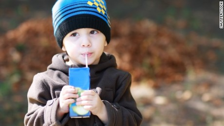 Will 100% fruit juice make your child gain weight?