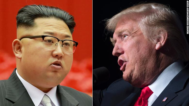 Image result for Confused by Trump, North Korea contacts ex-US officials