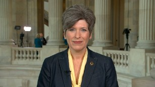Sen. Ernst: This was a one-time attack