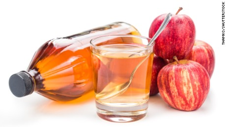 Apple cider vinegar: What the experts say