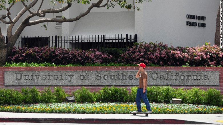 US higher education institutions such as the University of Southern California are heavily reliant on international students, but applications are down sharply under the new government.