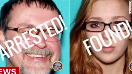 Image result for Tenn. teacher accused of abducting girl nabbed in Calif.