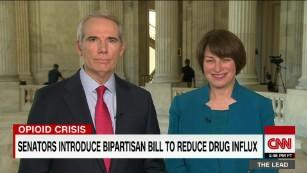 Senators reach across aisle to fight synthetic drugs
