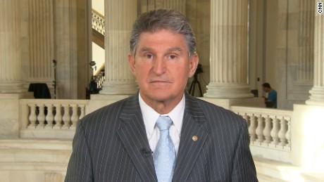 Senator calls Comey firing 'shocking'