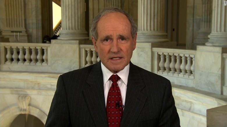 GOP senator: Blame the traitor, not Trump