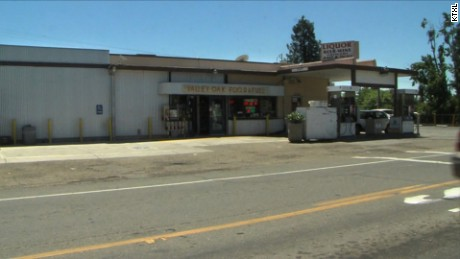 California health officials say the patients contracted botulism from this gas station's nacho cheese sauce.