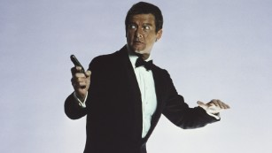Was Roger Moore the best Bond ever? Well...