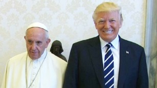 The Pope and President: Unpredictable pair finally meet