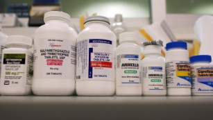 Researchers amplify antibiotic of last resort hoping to halt superbugs