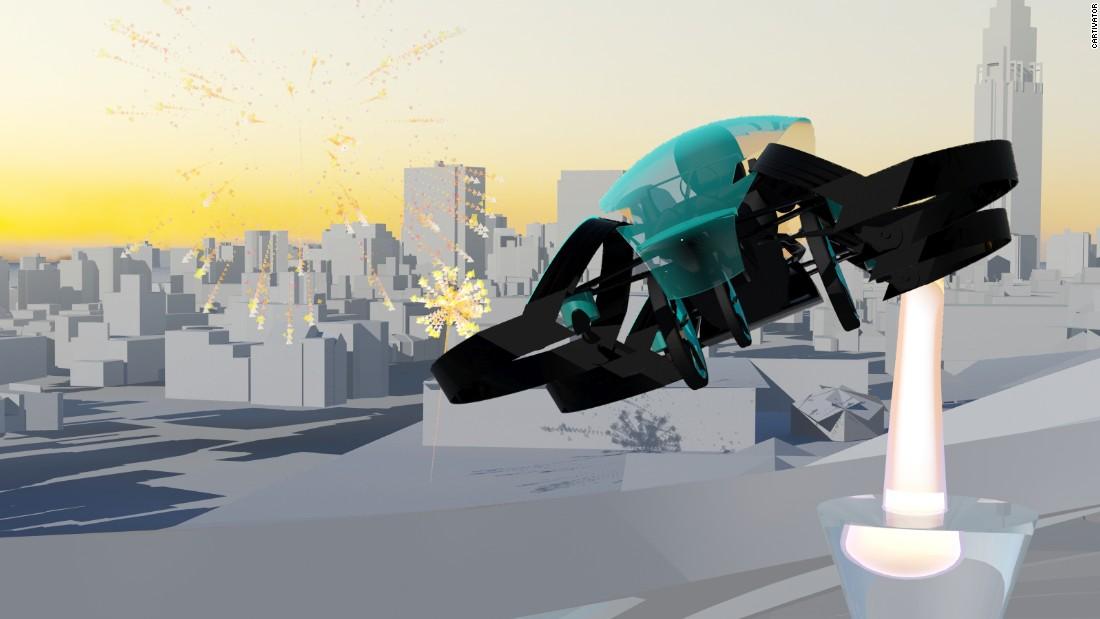 Will Japan Win The Flying Car Race Cnn Com