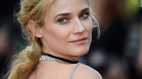 170614124443 diane kruger super 169 - Inside La Colombe d'Or, modern art's home on the French Riviera