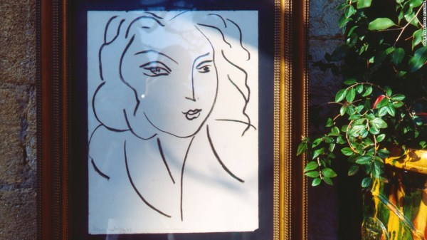 170615101017 matisse tease super tease - Inside La Colombe d'Or, modern art's home on the French Riviera