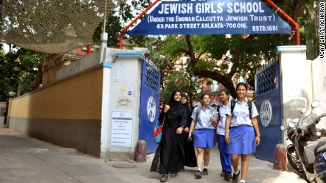 Muslims keep alive Kolkata&#39s Jewish schools, stores and traditions