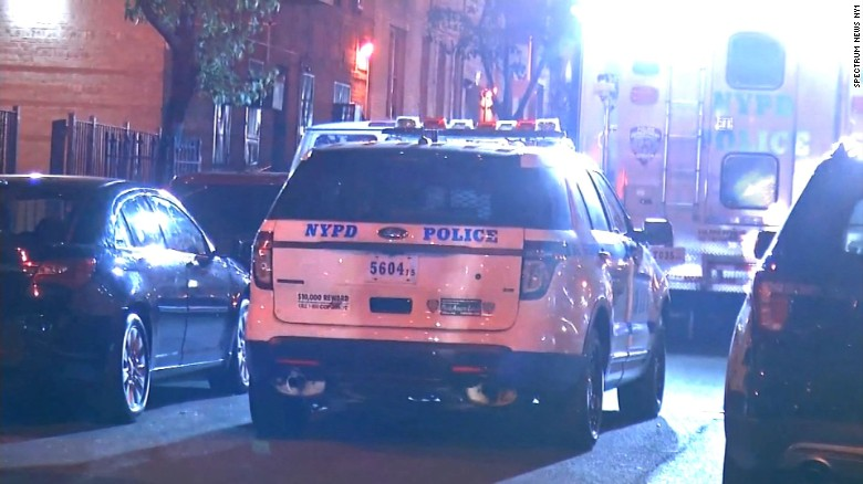 Image result for New York police officer fatally shot in 'unprovoked attack'
