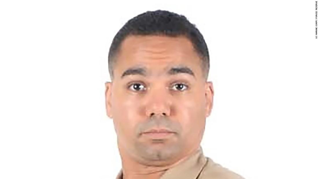 Sergeant Julian M. Kevianne
