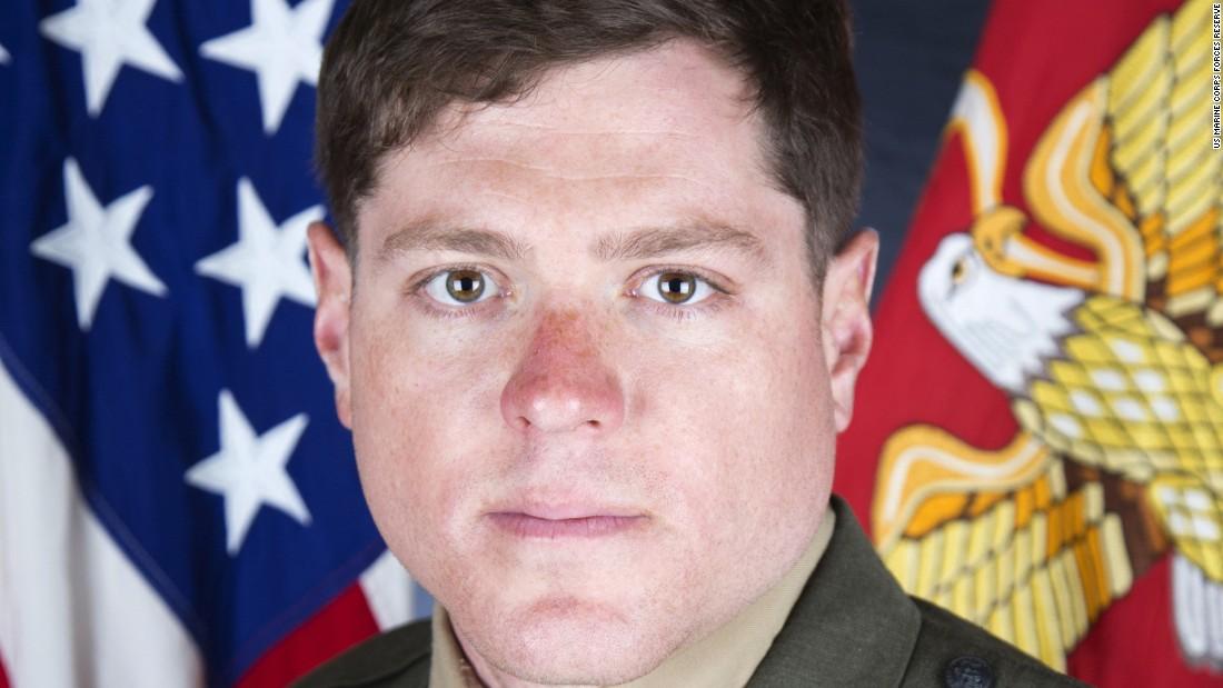 Sergeant Talon R. Leach