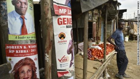 Kenya election: Fake CNN, BBC reports target voters